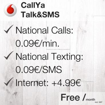 CallYa Talk&SMS [Vodafone]