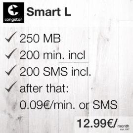 Smart L [Congstar]