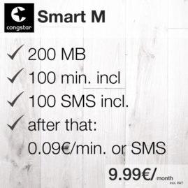 Smart M [Congstar]