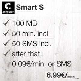 Smart S [Congstar]