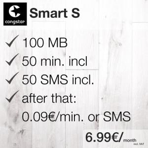 Congstar-Smart-S