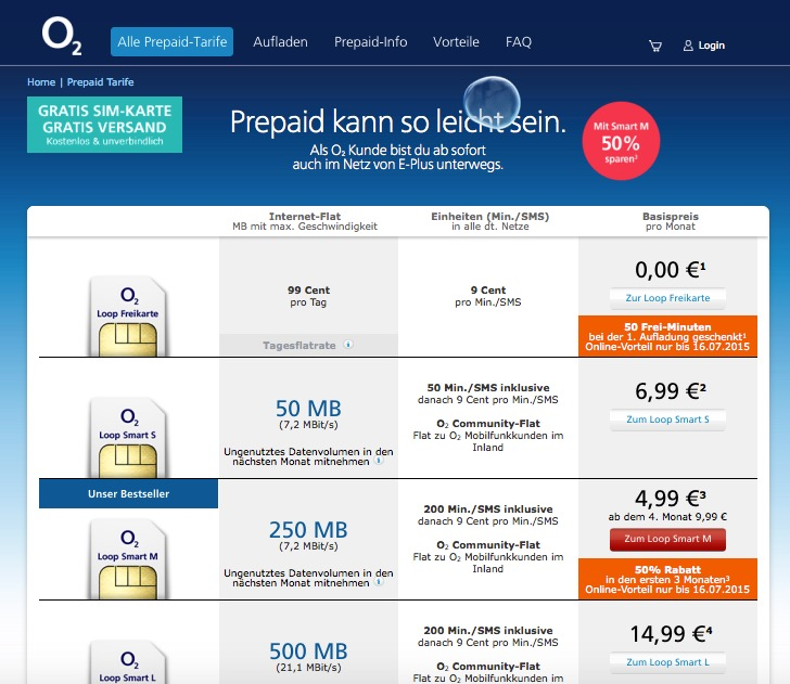 O2 Prepaid Overview