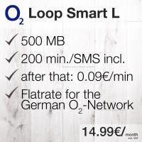 O2 Network 500 MB