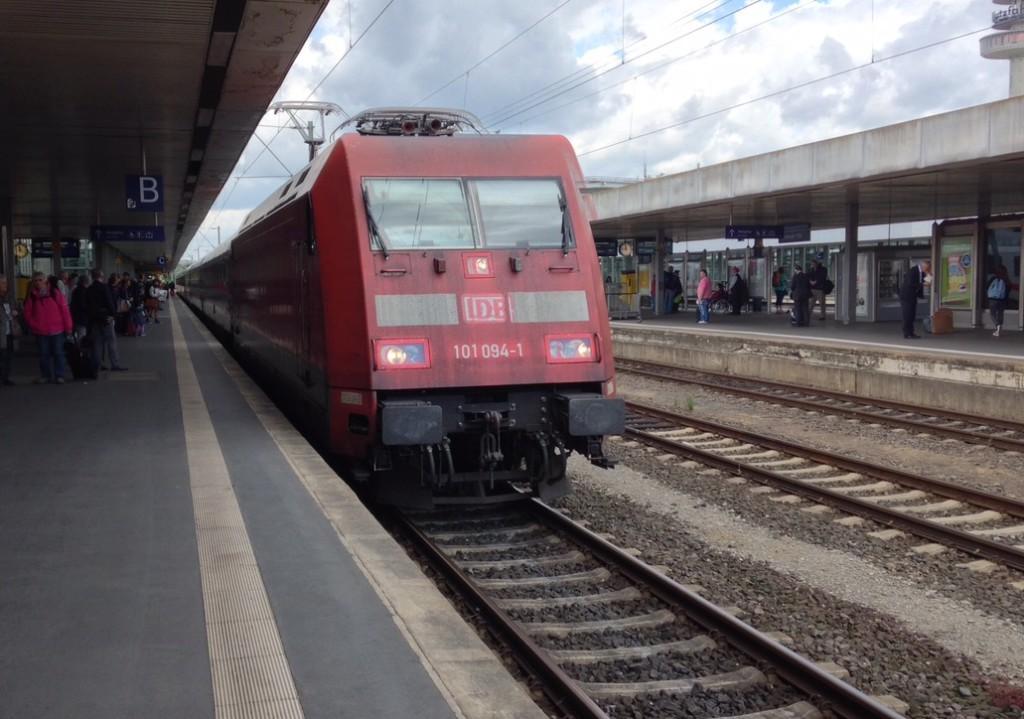 Deutsche Bahn IC