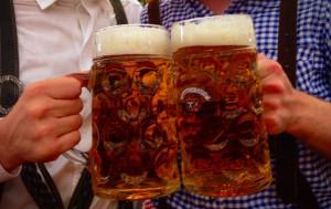 Famous Oktoberfest Beer