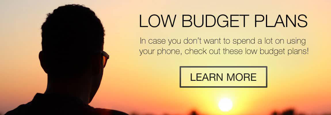 Low Budget Plans