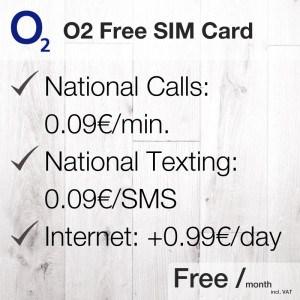 O2-Freikarte