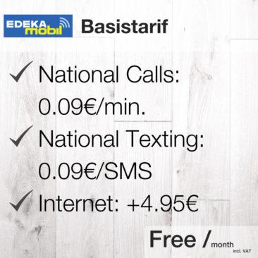 Edeka mobil Basistarif [Vodafone]