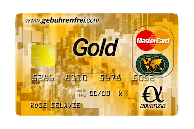 💳 Free MasterCard Gold