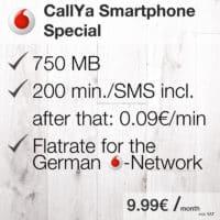 Vodafone smartphone plan