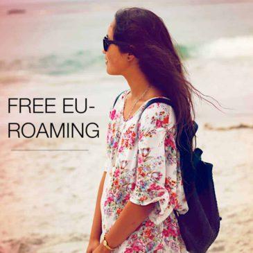 Free EU-Roaming with Vodafone Prepaid!