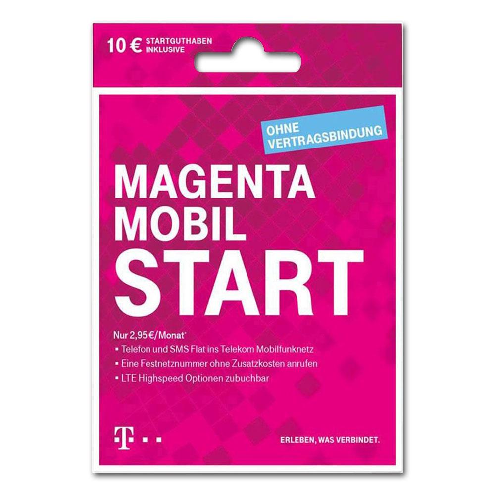 Telekom Prepaid SIM card Germany