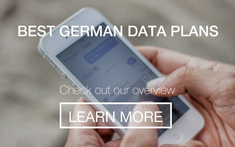 German data plans