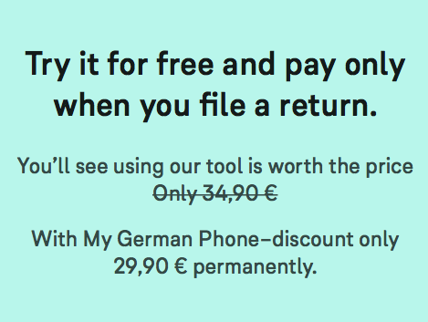 Tax Report try for free