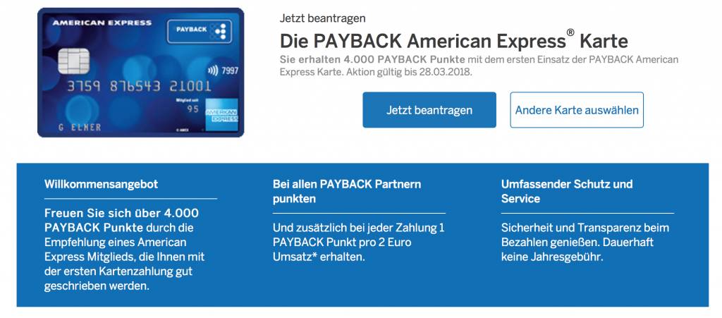 credit card payback amex