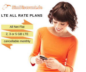 LTE speed data plans