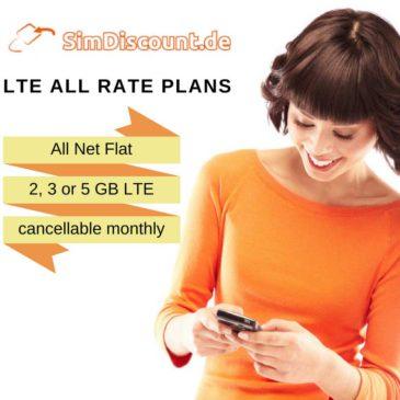Cheap All Net Flat Plans: Check out SimDiscount